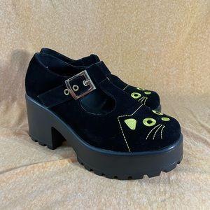 Koi footwear Cat platforms